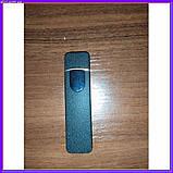 Запальничка спіральна USB ZGP чорна, фото 8
