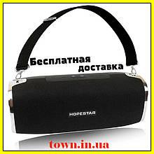 Портативна колонка Hopestar A6 black. Хоп стар чорна