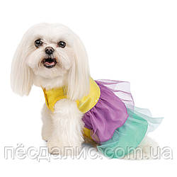 Летнее платье Pet Fashion Лира для собак