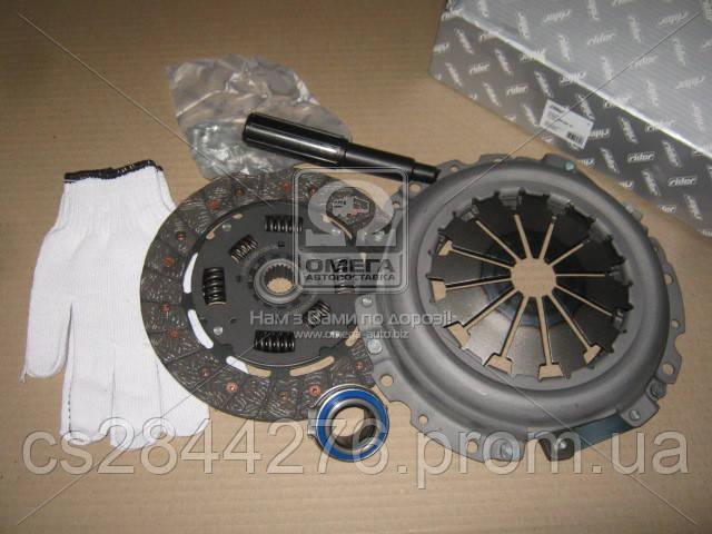 Сцепление ВАЗ 2190 (диск нажимной+ведомый+подшник ) (RIDER) 21703-1601000-10