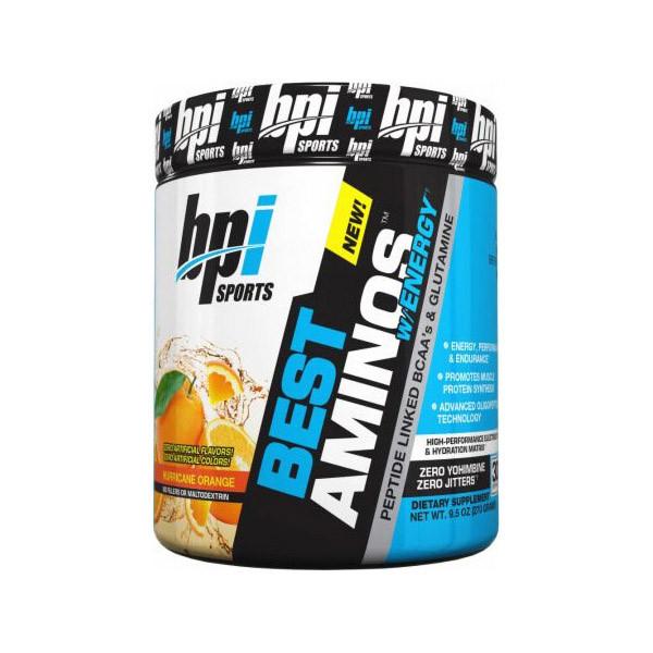 Best Aminos w/Energy (300 g) BPI sports