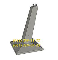 Фундаменты под опоры линий электропередачи Ф 4-АМ Д35