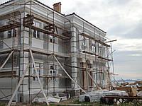 Фасадные работы, утепление, фасадный декор