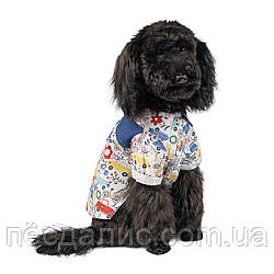 Летняя рубашка Pet Fashion Феникс для собак