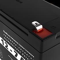 AGM Аккумулятор LogicPower A12-7 (12 Вольт, 7 Ач), фото 3