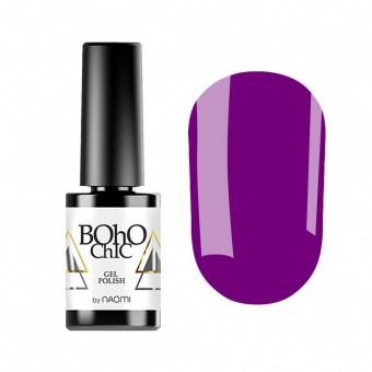 Гель-лак для ногтей  Naomi Boho Chic BC020 Фиолетовый, 6мл