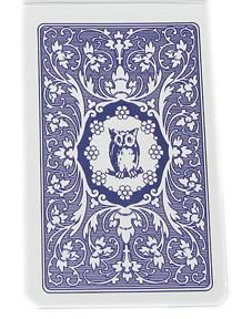 сорочка карт ленорман блакитна сова