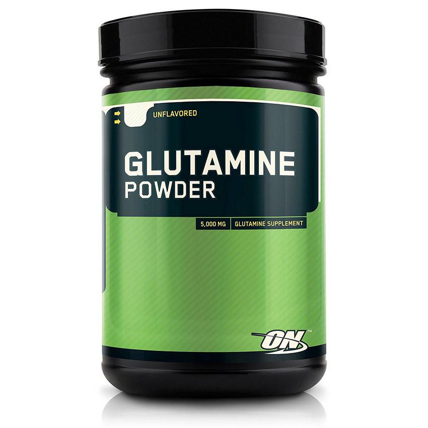 Glutamine powder (1 kg, unflavored) Optimum Nutrition
