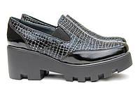Туфли VM-Villomi 3216-02 39 Черный, КОД: 1532543