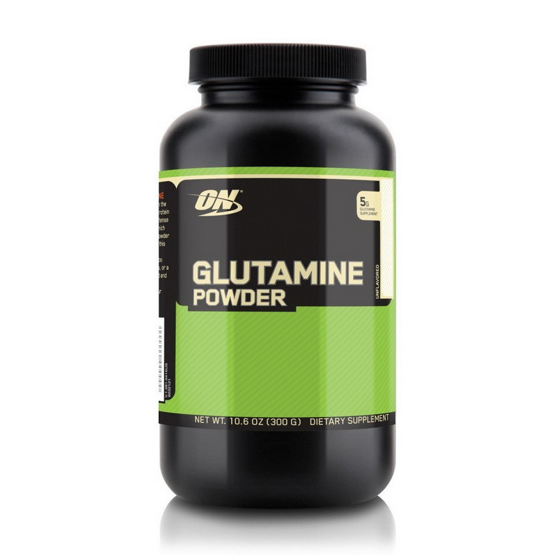 Glutamine powder (300 g, unflavored) Optimum Nutrition