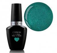 УФ/LED Гель-лак Cuccio Veneer - Dublin Emerald Island