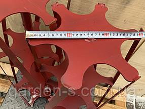 Роторная борона WEIMA 500\900 (шестигранник 24 мм, захват 70 см), фото 3