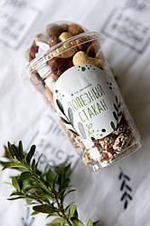 Полезный стакан / Ореховый