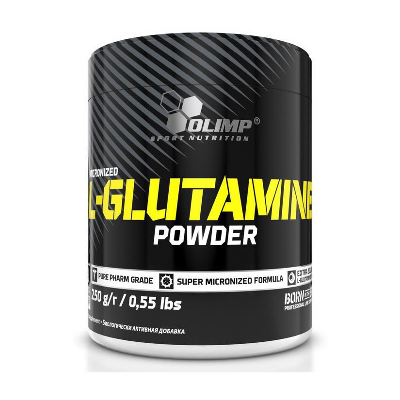 L-Glutamine (250 g, unflavored) OLIMP