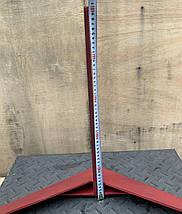 Плоскорез-пропольник Булат к мотоблоку (750 мм, для сплошной обработки), фото 3