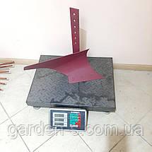 Плуг Булат к мотоблоку (большой), фото 2