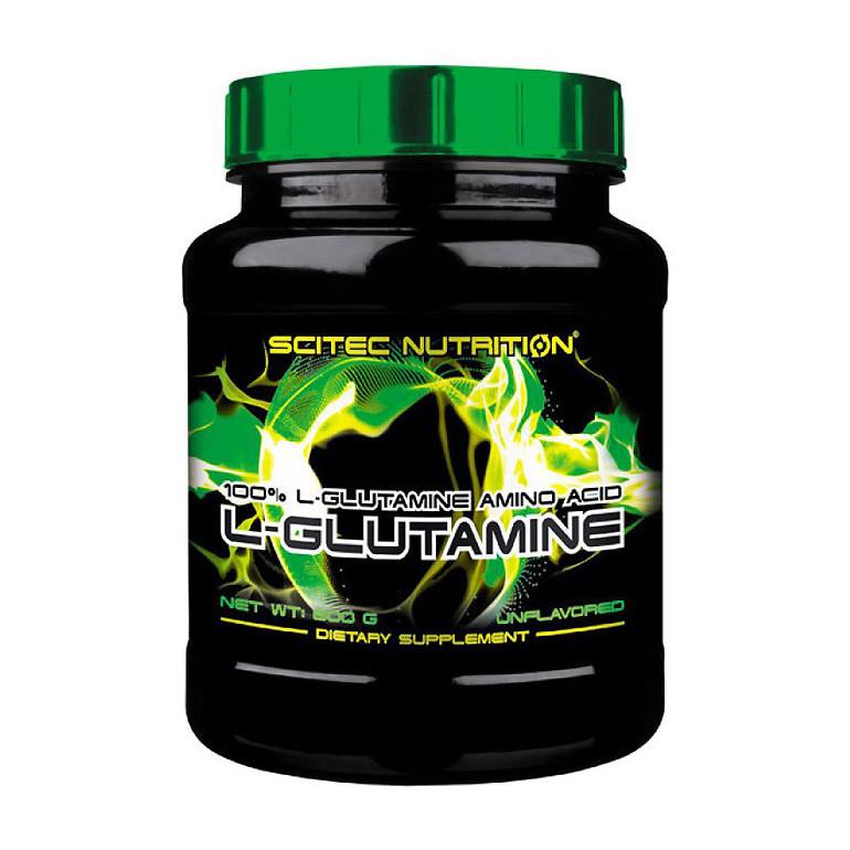 L-Glutamine (600 g, unflavored) Scitec Nutrition