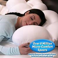 Анатомическая подушка для сна Egg Sleeper