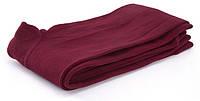 Леггинсы теплые с тонким начесом Fleece thin XS-M Бордовый BHm00374, КОД: 1253343