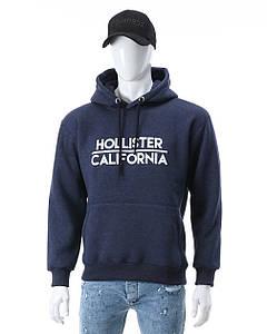 Худи осень-зима джинс HOLLISTER с лого Т-2 JNS XL(Р) 20-569-203