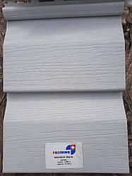 Fasiding фасадный сайдинг цвет Маковые зерна