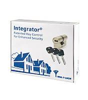 Серцевина MUL-T-LOCK Integrator 54mm (27x27) ключ-ключ