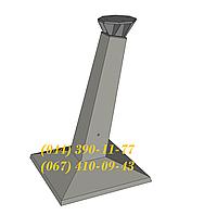 Фундаменты под опоры линий электропередачи Ф 5-А 350