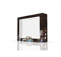 Коробка подарочная для банных шапок полотенец Luxyart 0126, КОД: 1528247