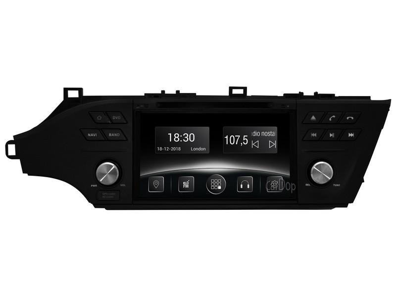 Штатная магнитола Toyota Avalon X4 2014-2017 CarPlay DVD