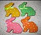 Вырубка кондитерская для пряника  кролик  зайка (0040) 8*8 см, фото 9