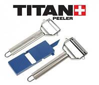 Овощерезка (овощечистка) Titan Peeler