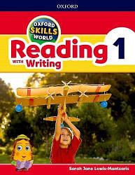 Oxford Skills World: Reading with Writing 1 Student's Book with Workbook
