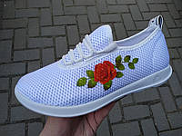 Мокасины женские кроссовки оптом, фото 1