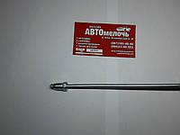 Трубка тормозная 60 см М10х1 металлическая