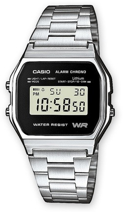 Casio A158WEA-1EF