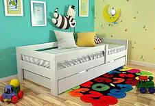 Дитяче ліжко Арбор Древ Альф 80х200 сосна (RS80.2), фото 3