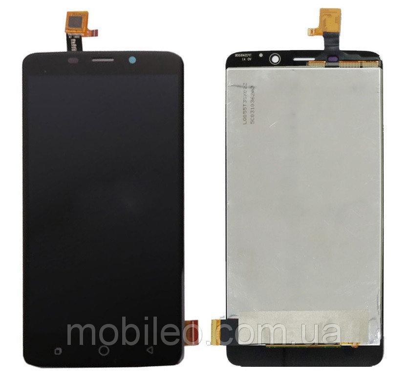 Дисплей (LCD) Ulefone Vienna с тачскрином, черный