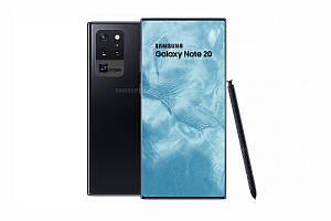 Samsung Galaxy Note 20 может быть даже больше похож на серию Galaxy S20, чем вы думаете