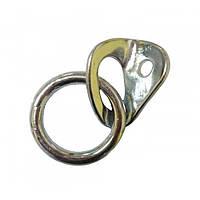 Ухо шлямбурное с кольцом First Ascent , оцинкованная сталь, под анкер 10 мм