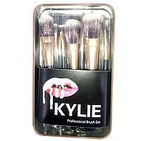 Кисточки для макияжа Kylie professional brush set 12 штук