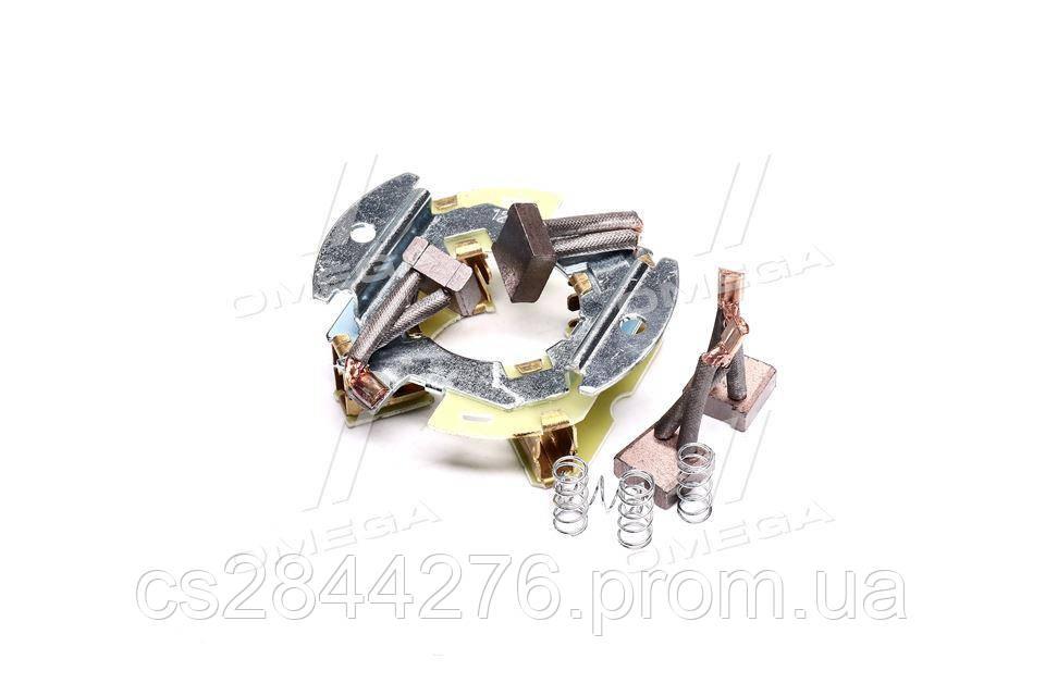 Щетка стартера МТЗ 12В компл. с щёткодержателем для стартеров 2,7 кВт (ТМ JUBANA) 123703001