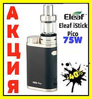 Электронная сигарета Eleaf iStick Pico Kit 75W, фото 1
