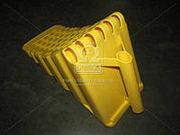 Упор противооткатный пластиковый 470х200х230мм желтый (пр-во Петропласт) PPL 70500129