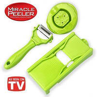 Miracle Peeler Овощерезка (овощечистка) Миракл Пиллер
