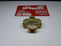 Тройник трубки тормозной М10х1 внут. иномарочный
