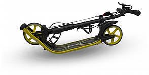 Двухколесный самокат Maraton Concept 210 (D-Max 9) горчичный, фото 2