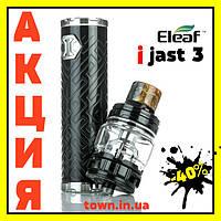Электронная сигарета Eleaf Ijust 3. Черный вейп, фото 1
