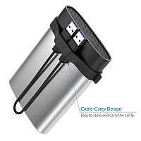 НЖМД Silicon Power 2.5 USB 3.1 5TB Armor A85 Silver (SP050TBPHDA85S3S)