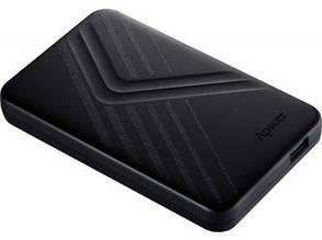 Жесткий диск (HDD) Apacer AC236 1TB USB 3.1 Black, фото 2