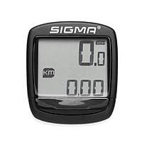 Велокомпютер Sigma Sport Base 500 Black SKL35-238505